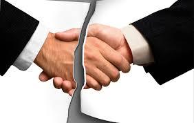 trattative interrotte